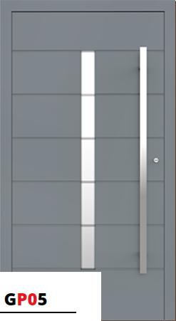 Hliníková výplň gp03