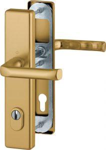 Kľučka - kľučka HOPPE 54mm