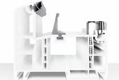 Rehau geneo 86 IVS technológia