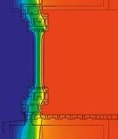 Izotermické krivky - predsadená montáž